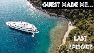 Drink With Yacht Guests | Bad Idea