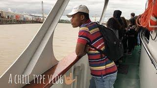 A Day in The Life of Lux // Field Trip - Port Texas // (VLOG)