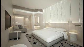 60 Bedroom and Bed Furniture Design Ideas 2018 - Luxury and Classic Master Bedroom Part.55