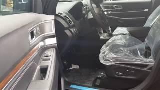 Nội thất Ford Explorer 2019 Có gì khác biệt? Sang trọng & Đẳng cấp