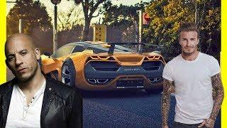 Vin Diesel's Cars Vs David Beckham's Cars $15000000 Luxury Lifestyle 2018