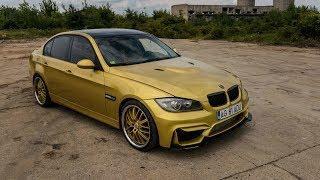 LA VOLANUL CELUI MAI FRUMOS BMW E90