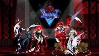 [KOF Hall Of Luxury]  ♥ Goeniko & Seiren & Yagami-AD VS Exile & Eater Of Souls & Eputh Blood