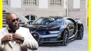 Rick Ross Cars Collection $4000000 Luxury Lifestyle 2018