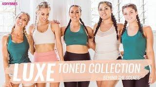 LUXE Toned Collection | Behind The Scenes