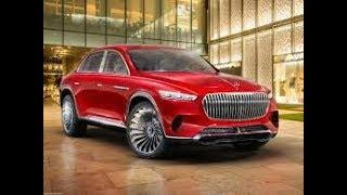 Vision Mercedes Maybach Ultimate Luxury - The Future Of Luxury SUVs