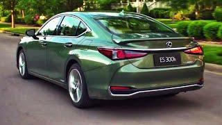 2019 Lexus ES 300h - Sunlight Green