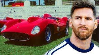 Lionel Messi - $400 Millions Lifestyle 2018