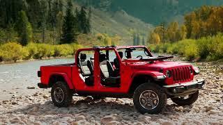 2020 Jeep Gladiator Rubicon - Legendary 4x4 Capability