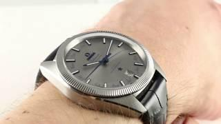 Omega Constellation Globemaster Annual Calendar 130.33.41.22.06.001 Luxury Watch Review