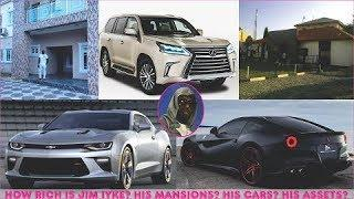 How rich is Jim Iyke? ► Jim Iyke's Mansions, Cars, Luxuries & Assets