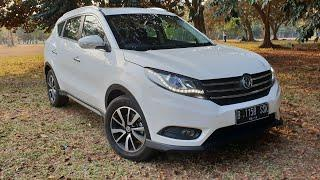 DFSK Glory 580 1.5 Turbo Luxury M/T In Depth Review Indonesia