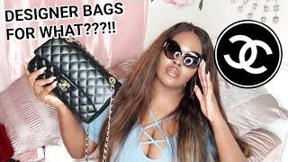 BOUGIE ON A BUDGET: LUXURY DESIGNER HANDBAG REPLICA HAUL | CHANEL, LOUIS VUITTON ETC |