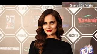 Hum Style Awards 2018 || HSA18 || Red Carpet || Sana's blog for life