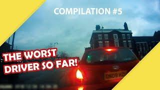 STOKE-ON-TRENT DASH CAM | Bad Drivers and Driving Observations - Compilation #5
