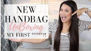 HANDBAG REVEAL - New Brand for my Collection | LuxMommy