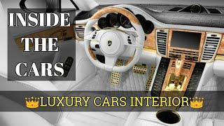 Luxury Cars Interior Ever   inside the supercars   top luxury cars in the world   #10million