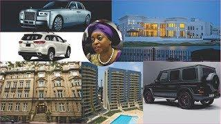 How Rich is Diezani Alison Madueke? ► All her Mansions, Cars, Companies, Luxuries & Assets