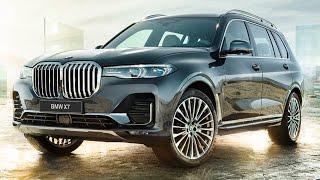 2020 BMW X7 xDrive40i Luxury SUV Unveiled