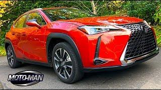 2019 Lexus UX 200 Crossover: The new frontier of Luxury Car . . . FIRST DRIVE REVIEW (2 of 3)