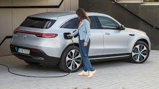 2019 Mercedes EQC - Excellent Electric SUV!