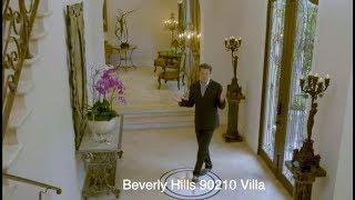 Christophe Choo - Live the luxury Beverly Hills 90210 lifestyle in this stunning villa mansion.