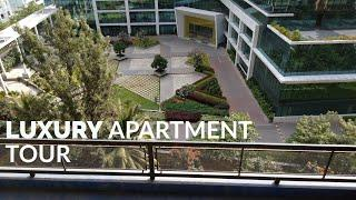 Duplex Apartment Tour, Whitefield Bangalore | Luxury 4BHK Apartment!