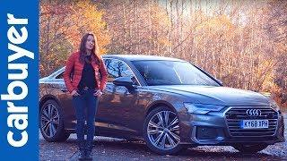 Audi A6 saloon 2019 in-depth review - Carbuyer