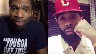 LOADED LUX RESPONDS TO AYE VERB CALL OUTS TO BATTLE!!! ( I AM GOING TO HURT YOUR SOUL )