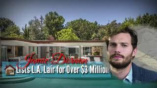 Jamie Dornan Lux House - Lair for Over $3 Million