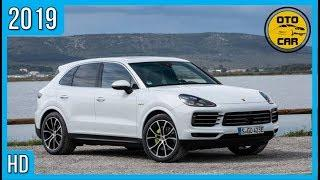 2019 Porsche Cayenne Luxury Lifestyle