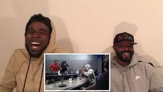 LOADED LUX FREESTYLES ON FLEX Reaction