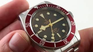 Tudor Heritage Black Bay 79220R Luxury Watch Review