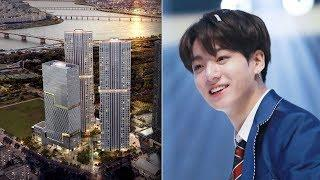 BTS Jungkook Bought A Luxury Apartment For $1 7 Million