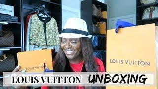 LUXURY | LOUIS VUITTON UNBOXING