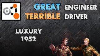 BeamNG + Automation: 1952 Luxury, GETD Ep.29