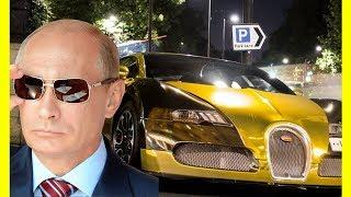 Vladimir Putin Cars Collection $10000000 Luxury Expensive Vehicles