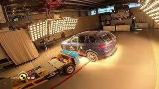 BMW X5 Crash Test Euro NCAP | December 2018 Ratings