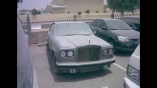 दुबई में लावारिस पड़ी हजारों लग्जरी कारें, Thousands of unmanned luxury cars found in Dubai