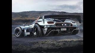 10 One Of A Kind Cars