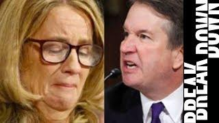 If Dr. Ford Acted Like Kavanaugh...