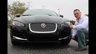 Jarek The Driver : 2014 JAGUAR XF CLASSY LUXURY STYLISH SPORTY 4-DOOR SEDAN, Clearwater Florida USA