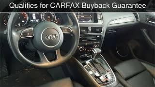 2014 Audi Q5 Premium Plus Used Cars - McKinney,Texas - 2018-12-31