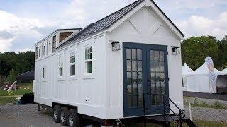 Maverick Superior Luxury Tiny Home with Contemporary Farmhouse Flair