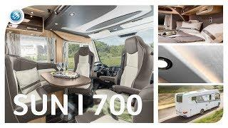 KNAUS SUN I 700 2019 - Luxury has a new Face
