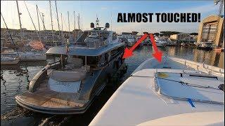 Luxury Yacht Departure and Safety onboard (CAPTAIN'S VLOG 63)