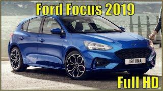 New Ford Focus 2019 revealed - All-New Everything, Similar Wrapper