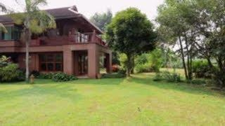Luxury Teak Wood House in Chiang Mai = 1,120,000 USD! By Luna!
