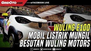 Lebih Dekat Bersama Wuling E100, Mobil Listrik Mungil Besutan Wuling Motors