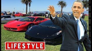 OMG : ★ Barack Obama LifeStyle 2018 ★  Luxury Life Style★